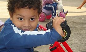 Núcleo de Desenvolvimento Infantil (NUDI) Monte Sion