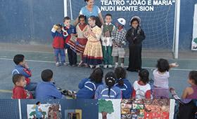 Teatro João e Maria NUDI Monte Sion